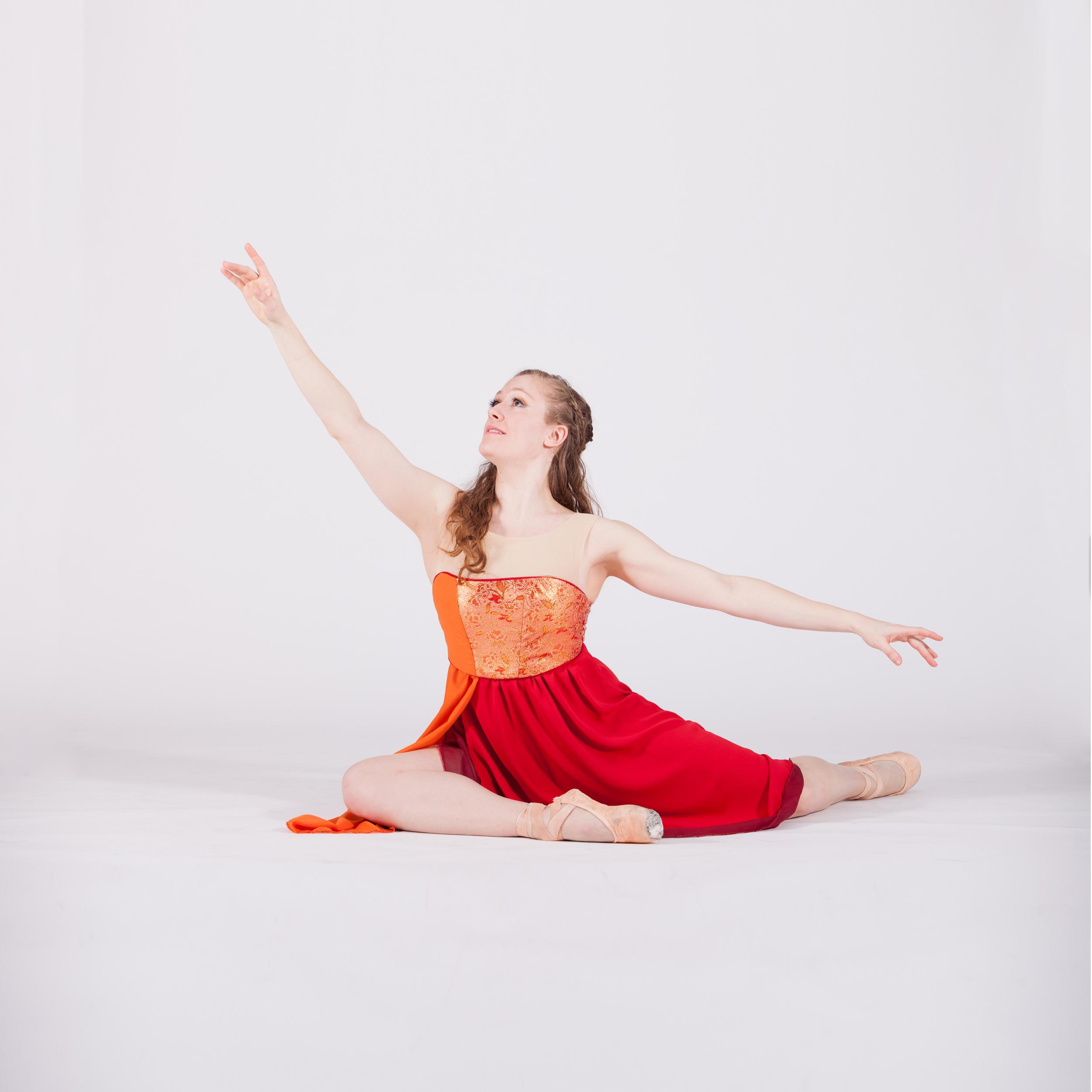 Ballet 5:8 Belteshazzar Michigan Theater