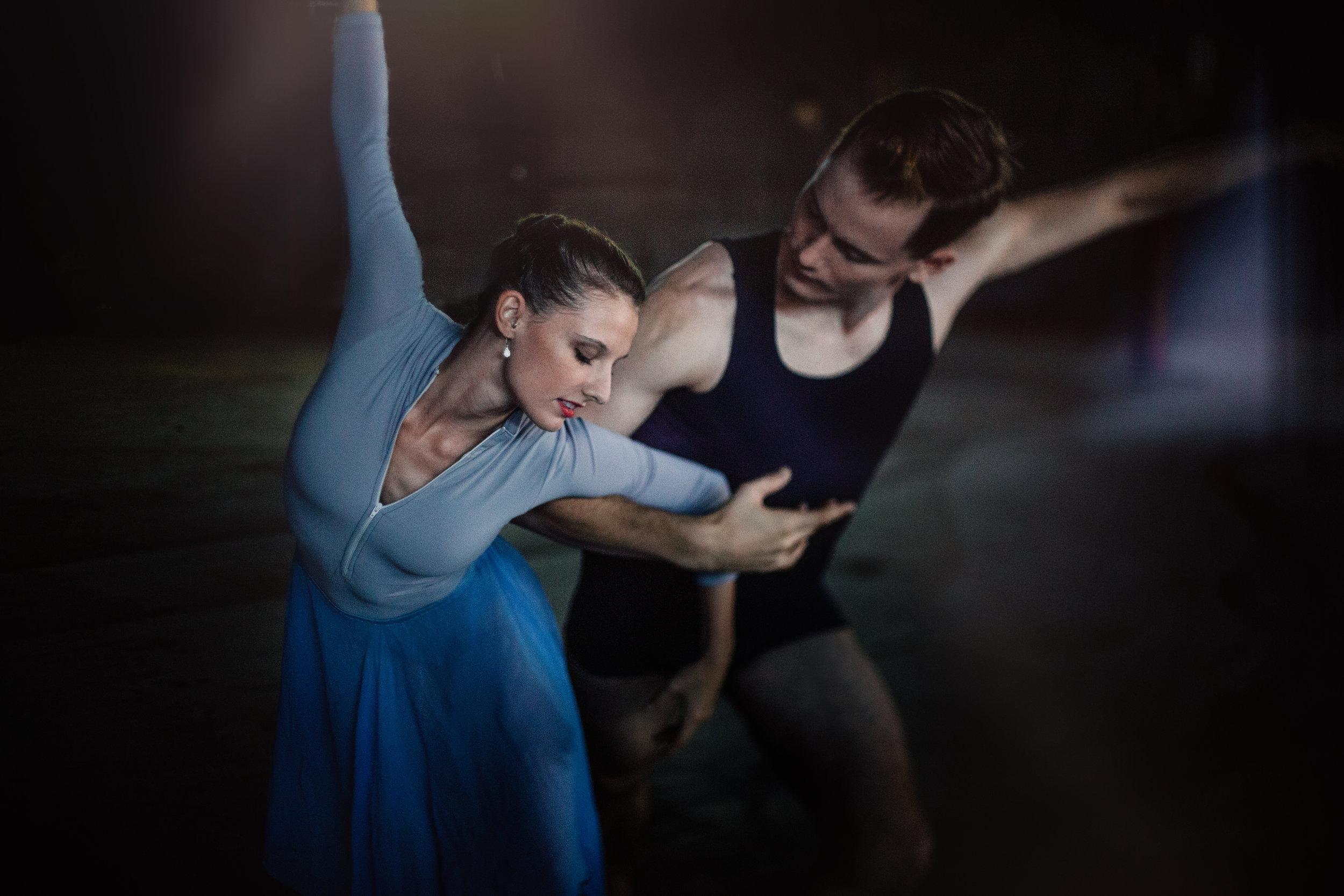 Vivid Ballet || Photo by Ian Christmann