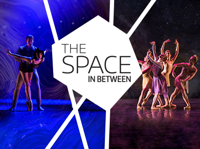 The Space in Between - Julianna Rubio Slager's world premiere The Space in Between is set on a bus ride between heaven and hell, a story inspired by C. S. Lewis' novel The Great Divorce.