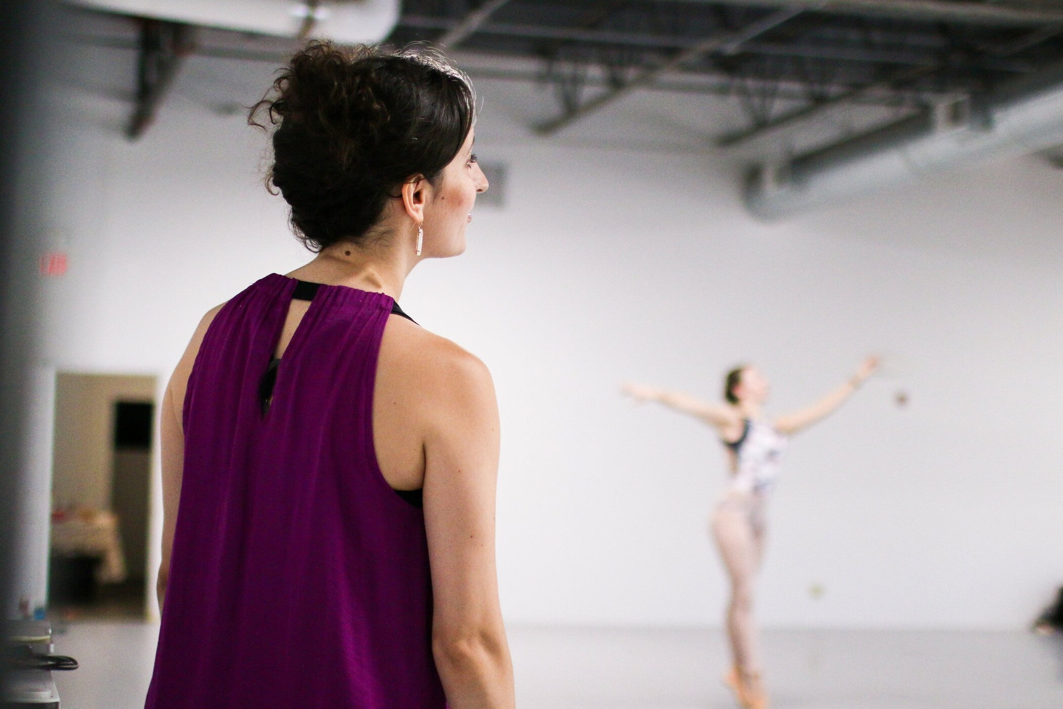 Faculty - Summer Intensive classes are taught by Ballet 5:8 Artistic Director Julianna Rubio Slager, Artists of the Ballet 5:8 Company, and world class guest instructors who bring a wealth of performing experience and knowledge to their classrooms.