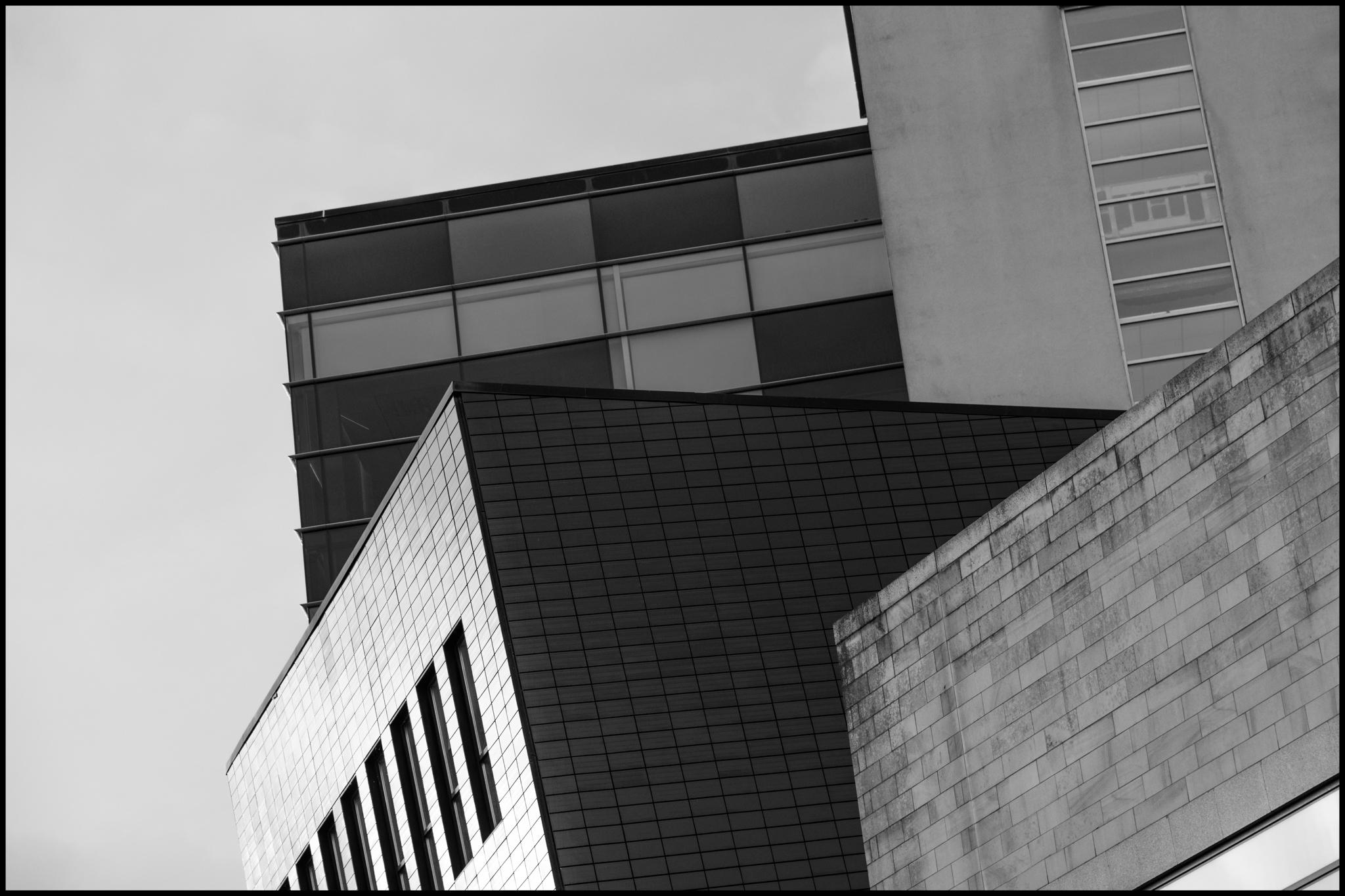 27 April 2019 - Four Buildings, Manchester UK