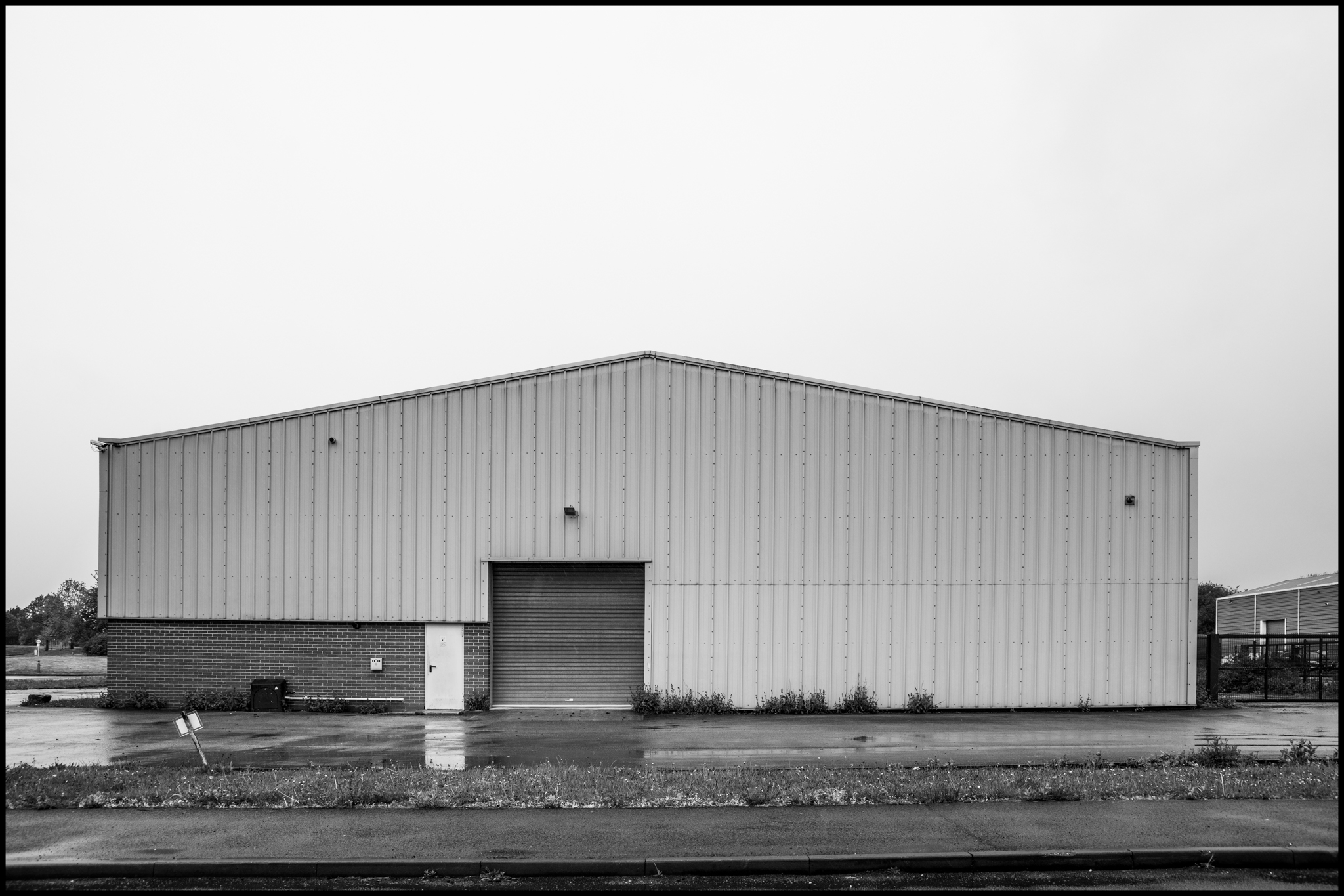 1 May 2019 - Factory Building #1, Wrexham Wales