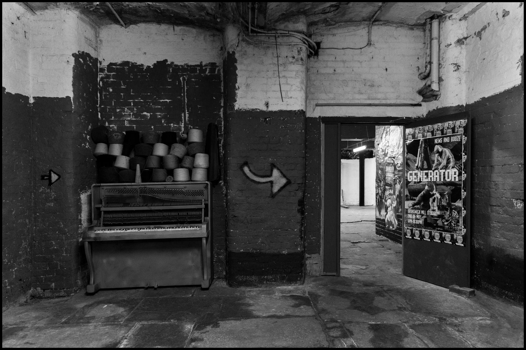 14 May 2019 - Piano & door, Manchester UK