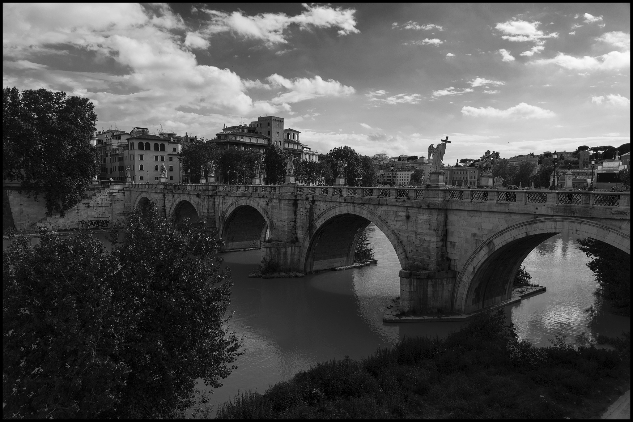 1 May 2019 - Ponte Sant' Angelo, Rome IT