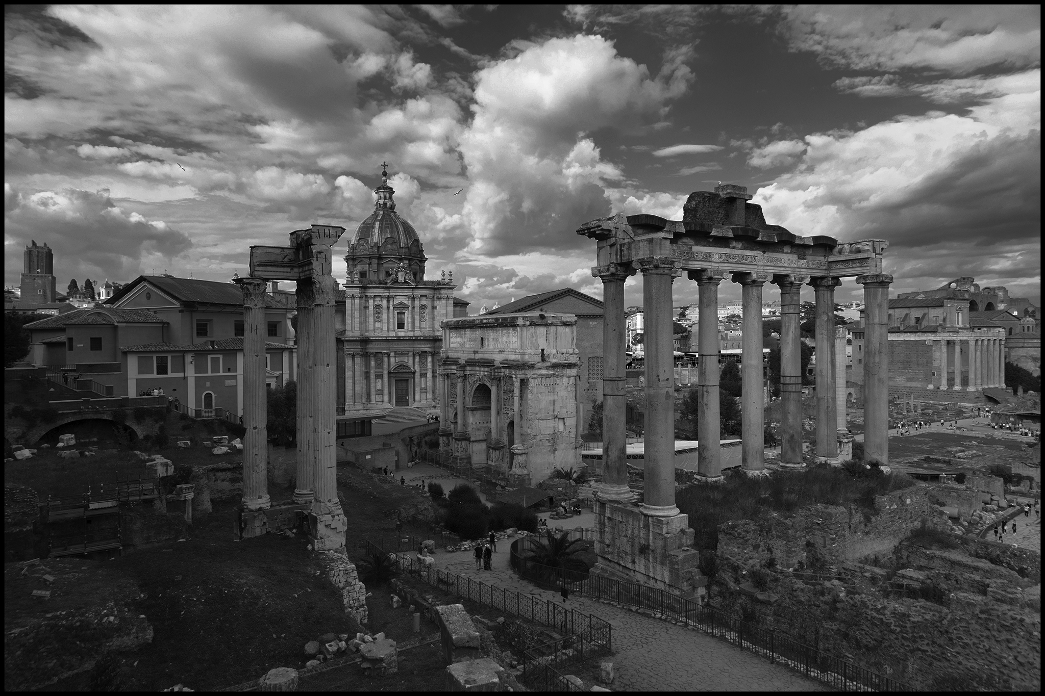 2 June 2019 - Roman Forum, Rome IT