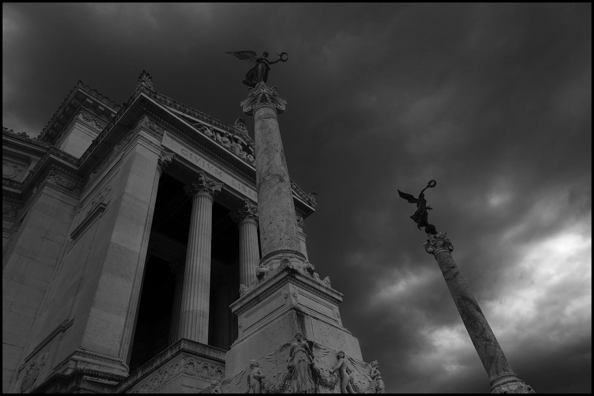 3 May 2019 -  Complesso del Vittoriano, Rome IT
