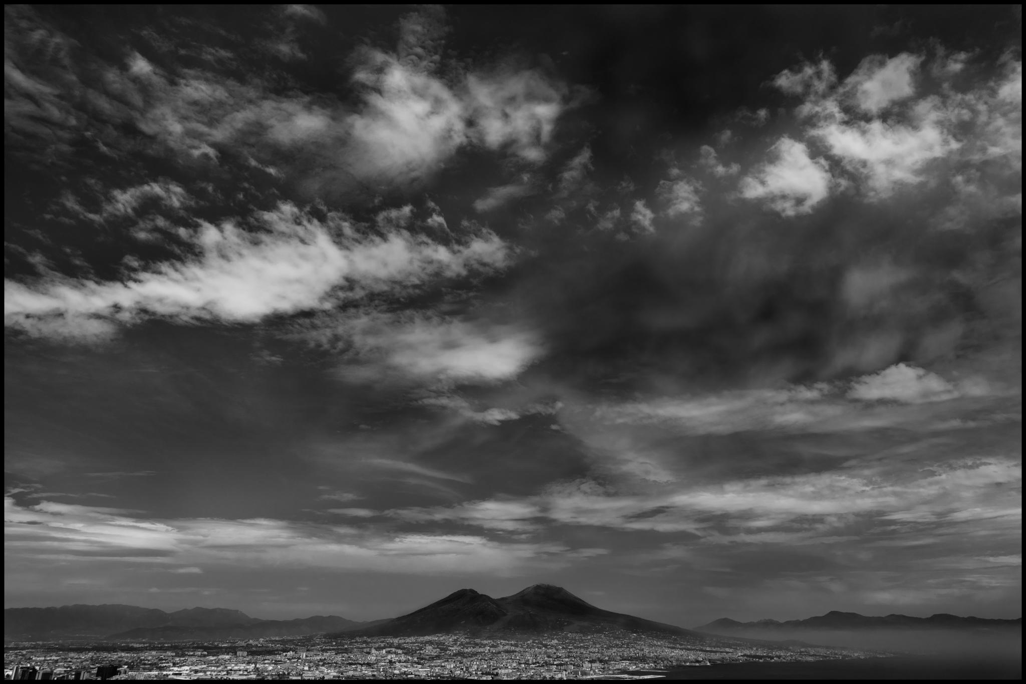 8 Jun 2019 - Mount Vesuvius, Naples IT