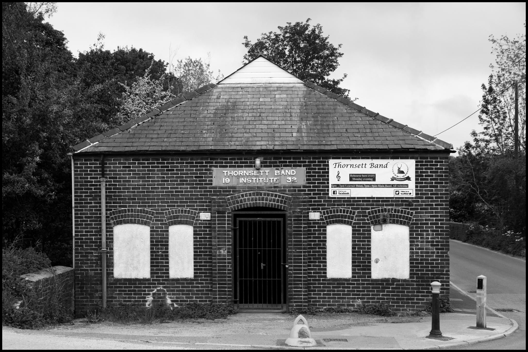 16 Jun 2019 - Thornsett Band iInstitute, New Mills UK