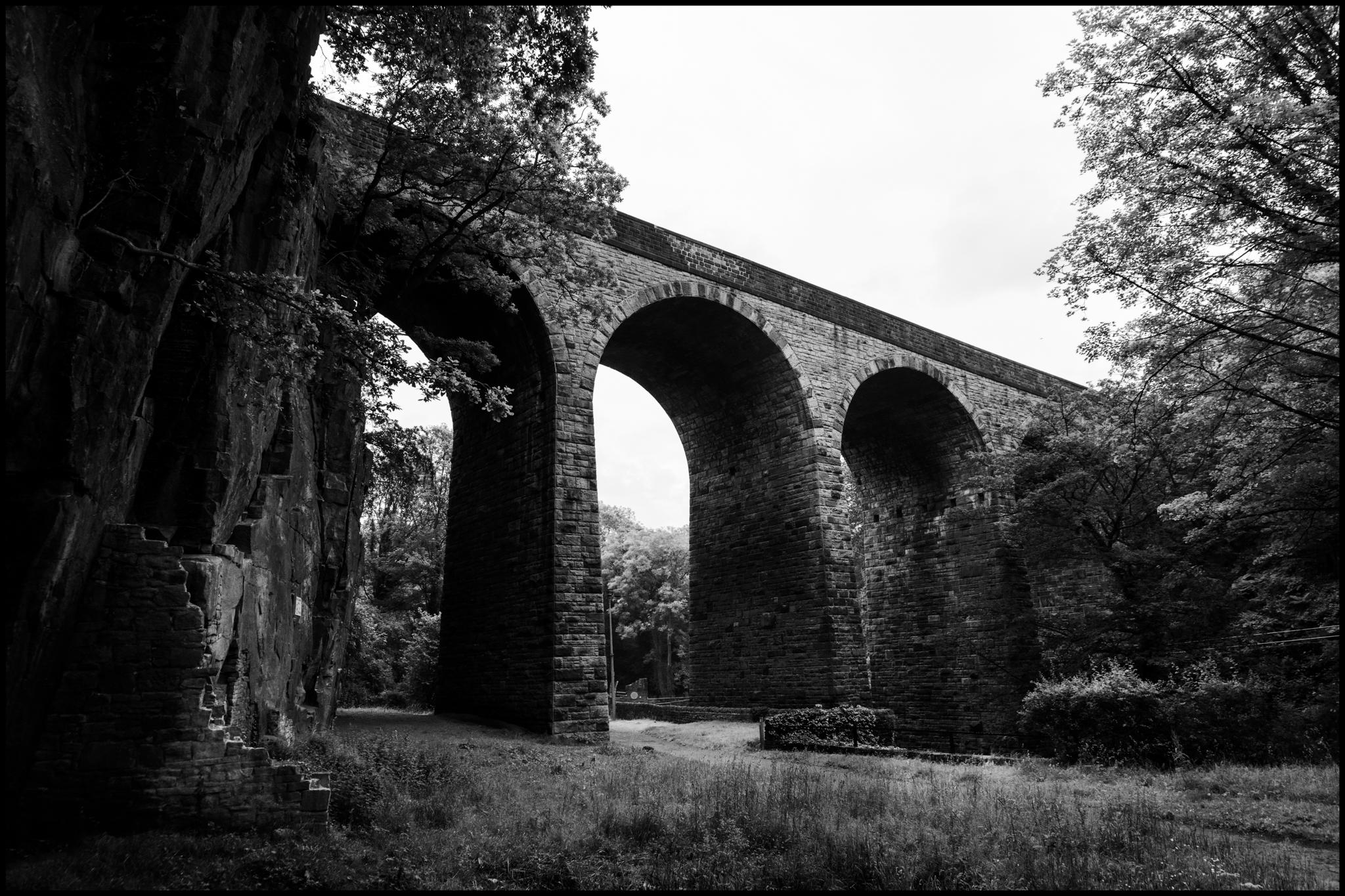 23 June 2019 - Viaduct, New Mills UK