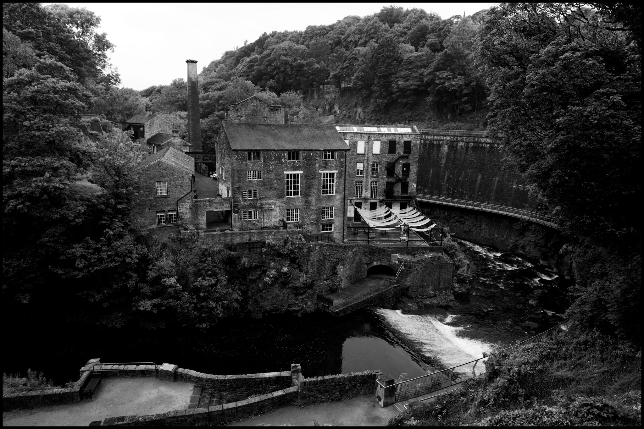 24 June 2019 - Old Mill, New Mills UK