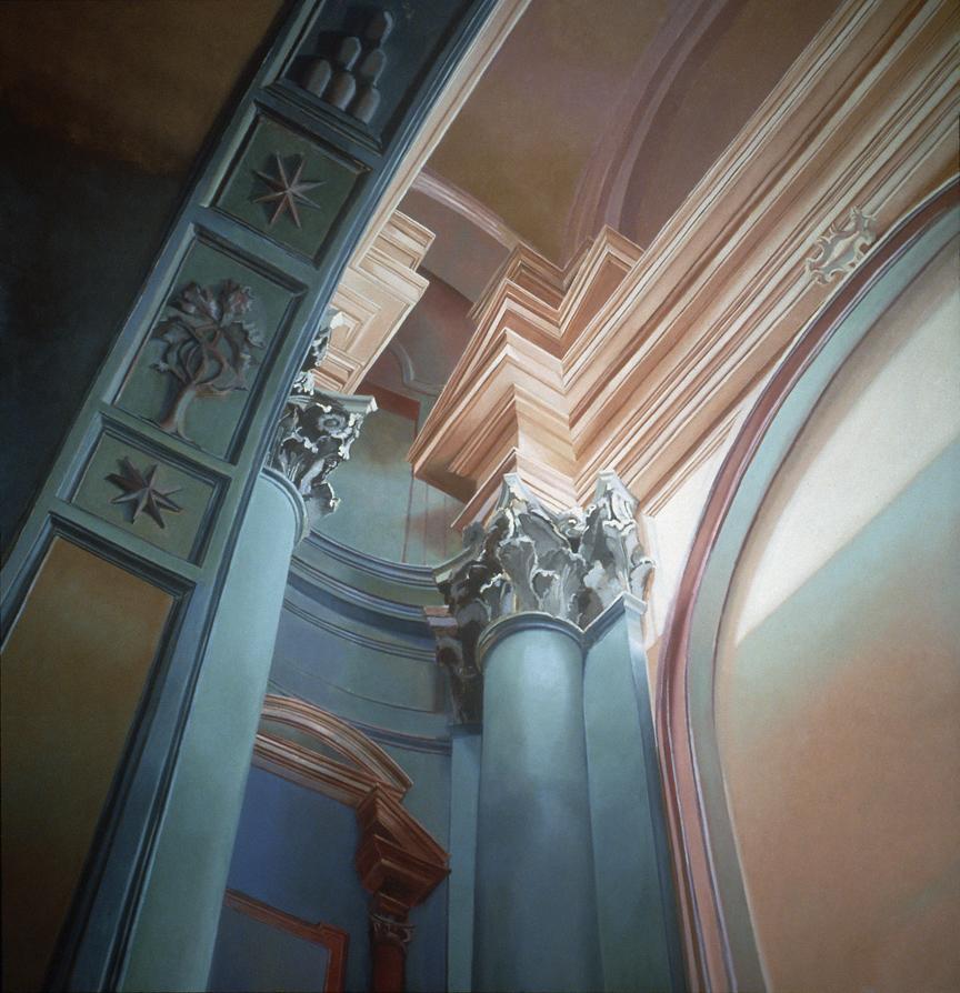 Baroque Chapel #4