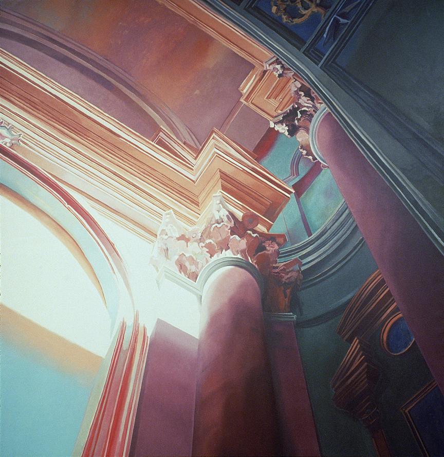 Baroque Chapel #5