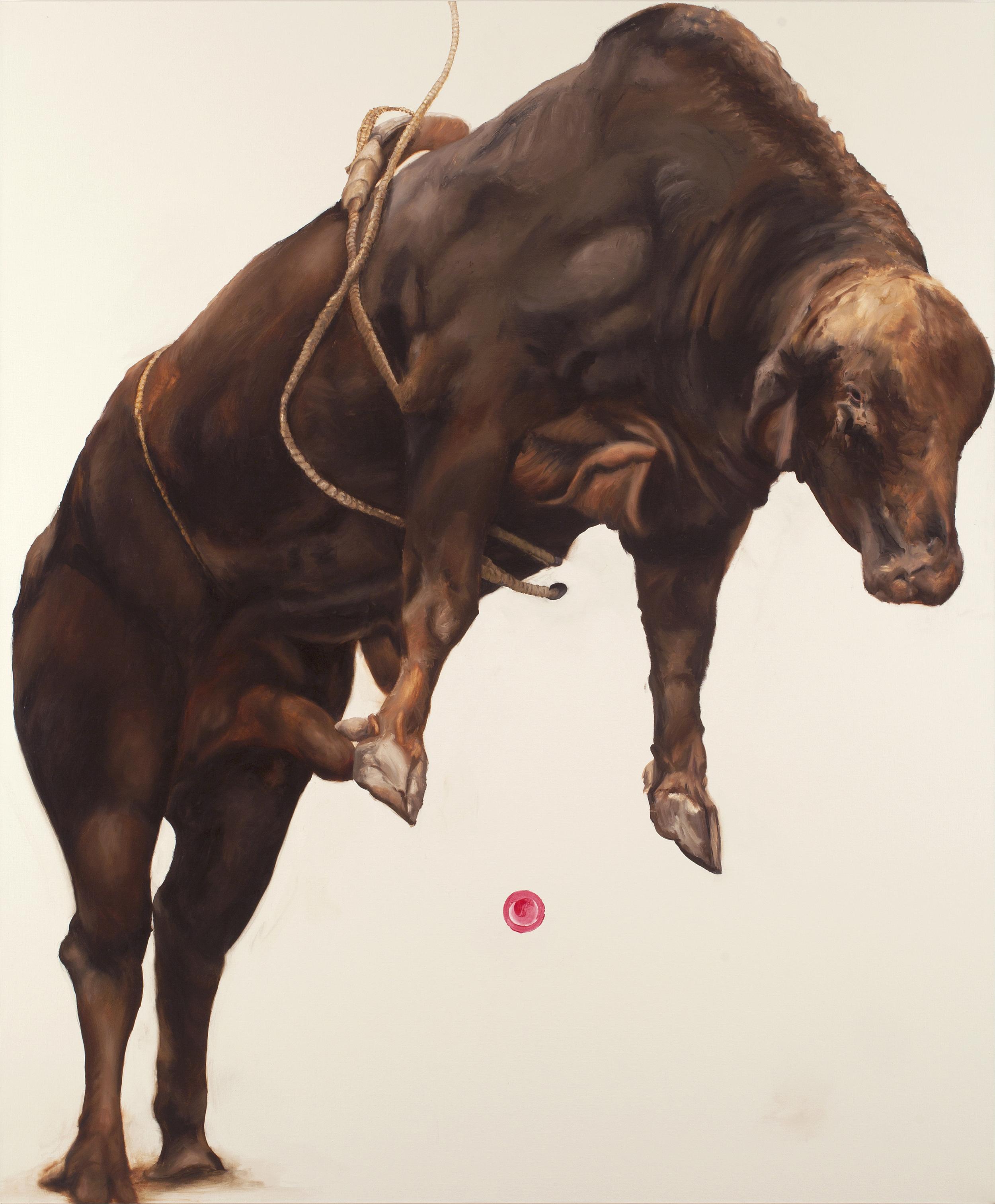 Bull and Emblem