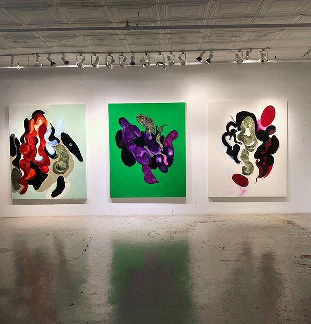 arthur_cohen_artist  three latest paintings  #nyartist #nycart #art #artist #nycpainting  #contemporarypainting #contemporaryart #brooklyn #berlinart #losangelesart #abstractpainting #arthurcohem
