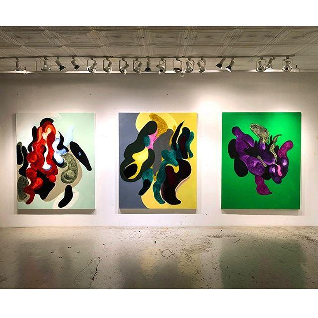 arthur_cohen_artist  three most recent paintings 2019 #nyartist #nycart #art #artist #nycpainting #contemporaryart #contemporarypainting #brooklynart #berlinart #losangelesart #abstractpaintings #abstractart #arthurcohen