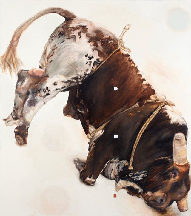 "arthur_cohen_artist ""Slammed and After Images"" 2013, oil on linen, 84 x 74 1/4 inches #nyartist #nycart #art #artist # nycpainting #contemporaryart #contemporarypainting #brooklyn #berlinart # losangelesart #abstractpainting # arthurcohen"
