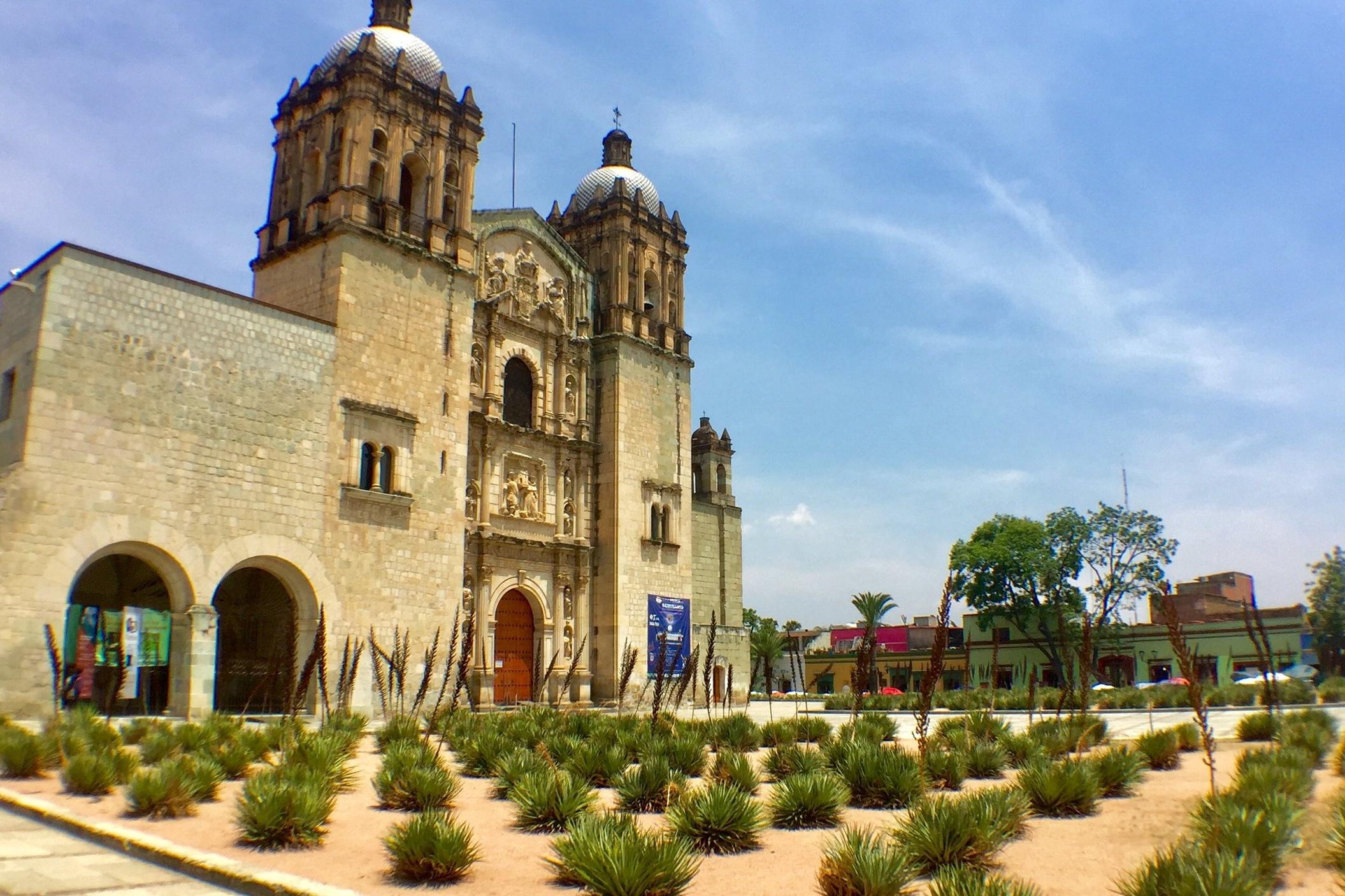 Santo Domingo_Expresiones del Mezcal