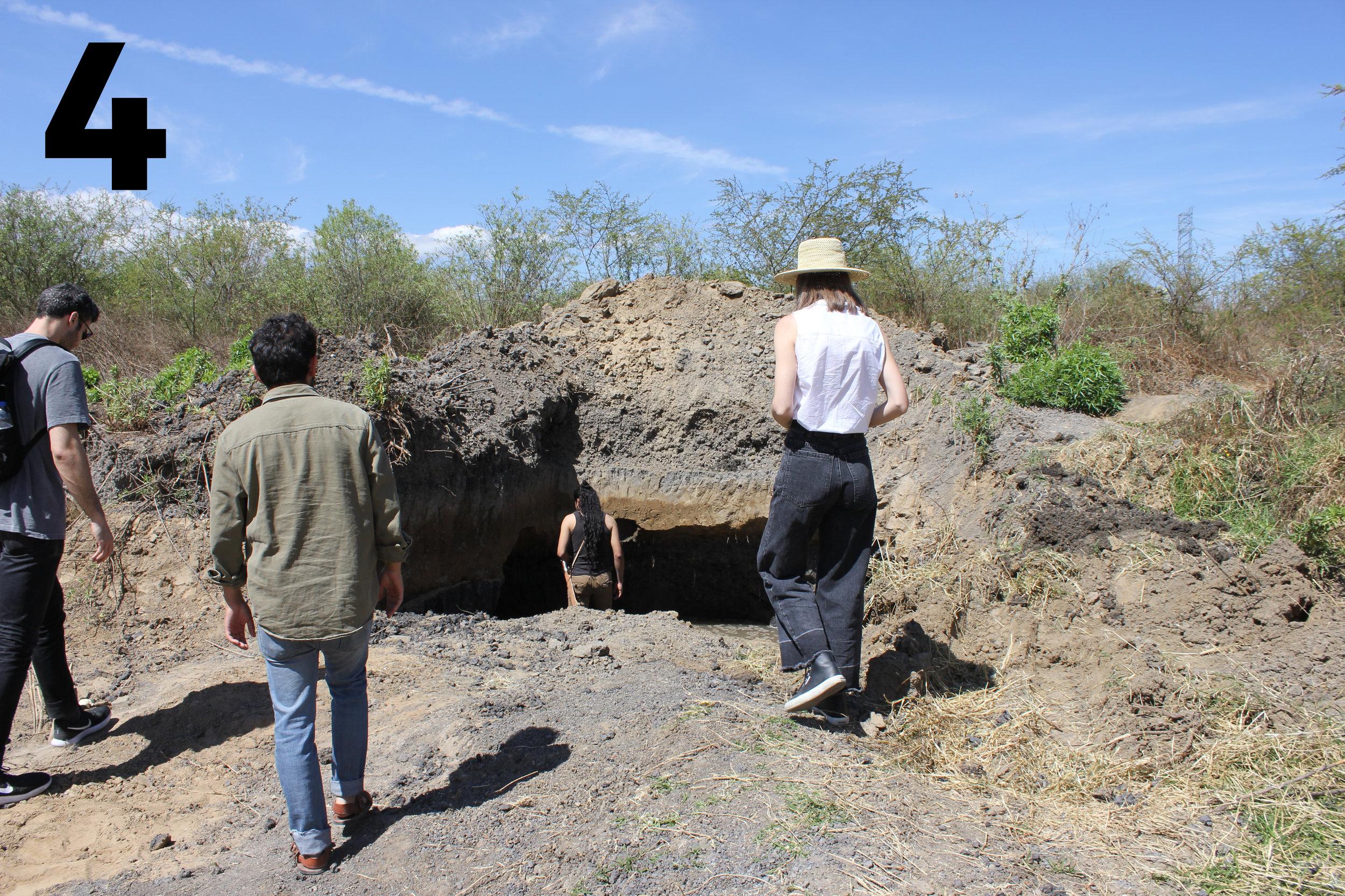Mina Barro Santa Maria Atzompa Oaxaca
