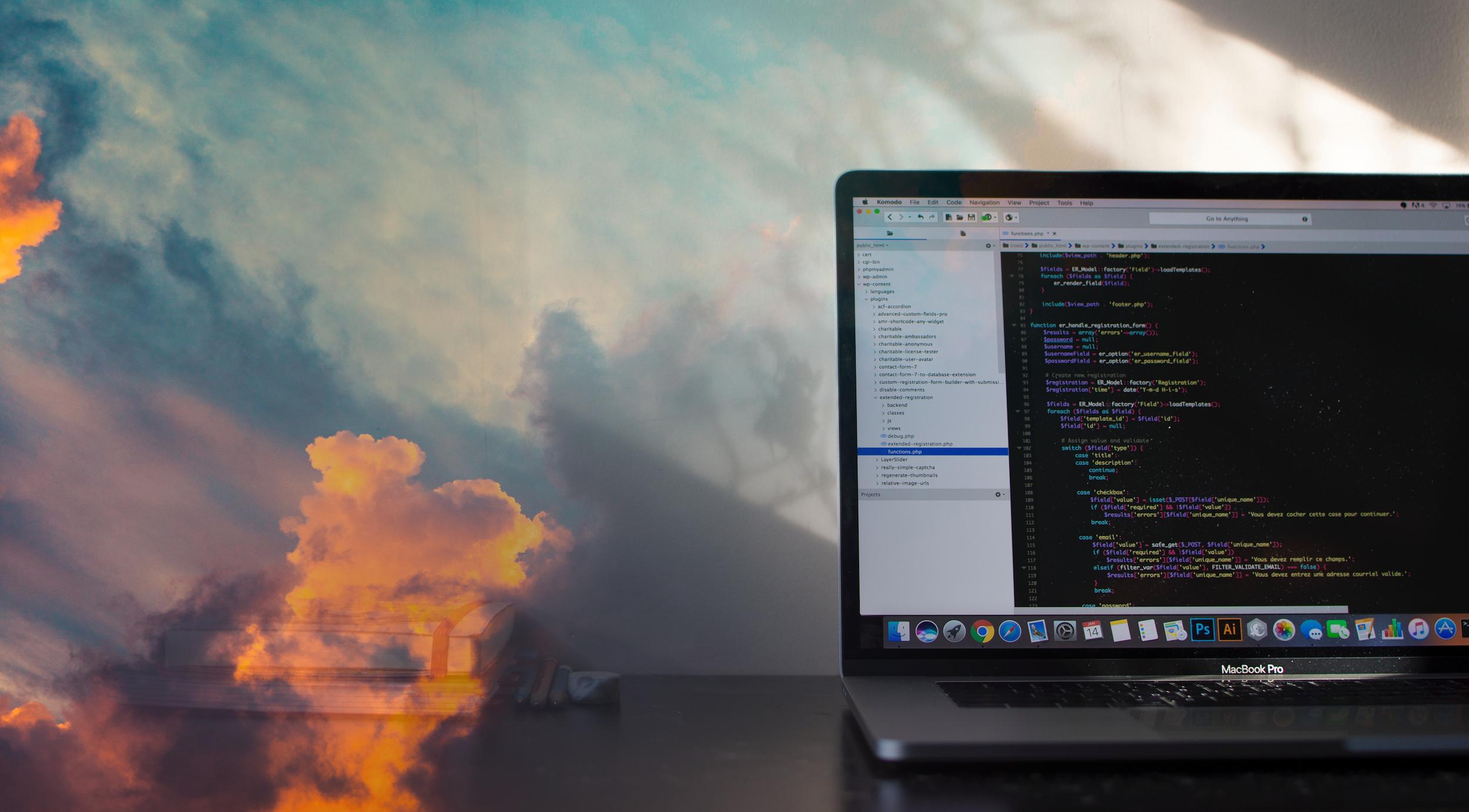 Web design + development for QHTT Practitioners -