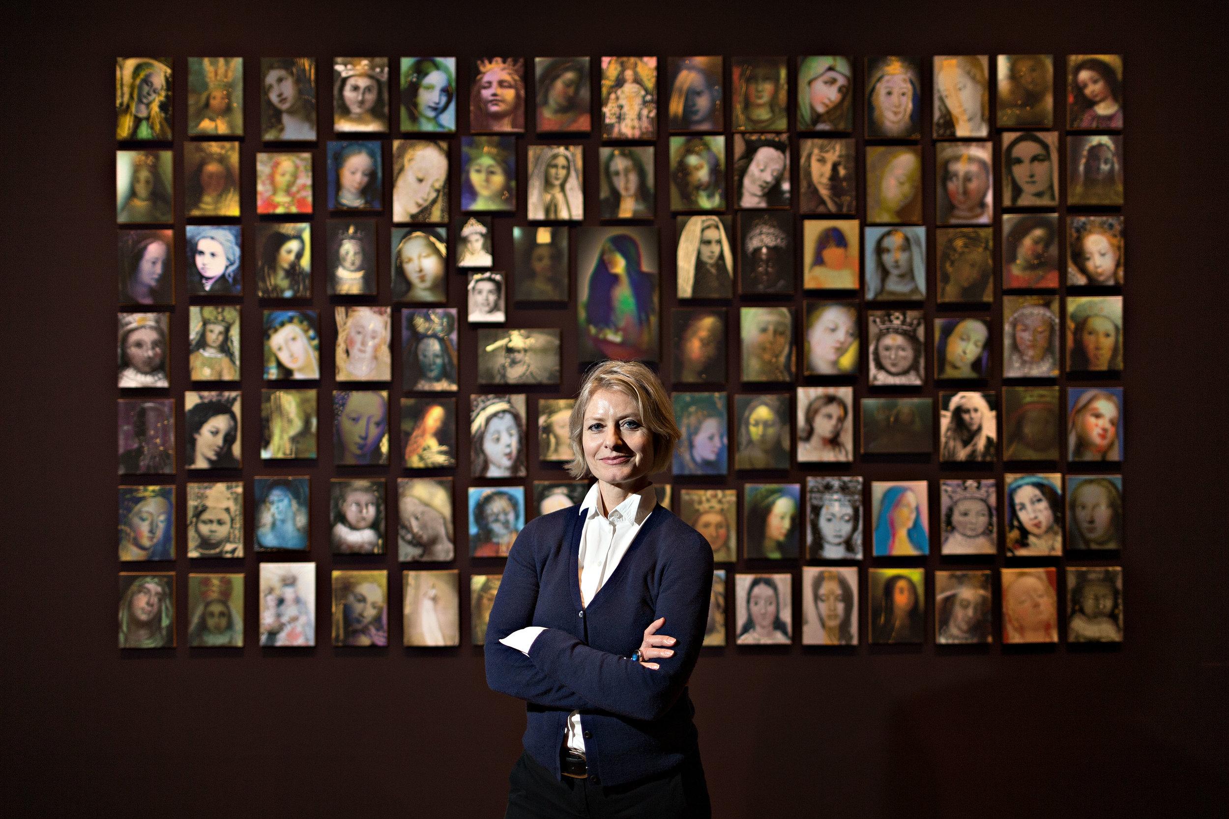 Katharina Epprecht, Museumsdirektorin - SonntagsBlick Magazin - 2015