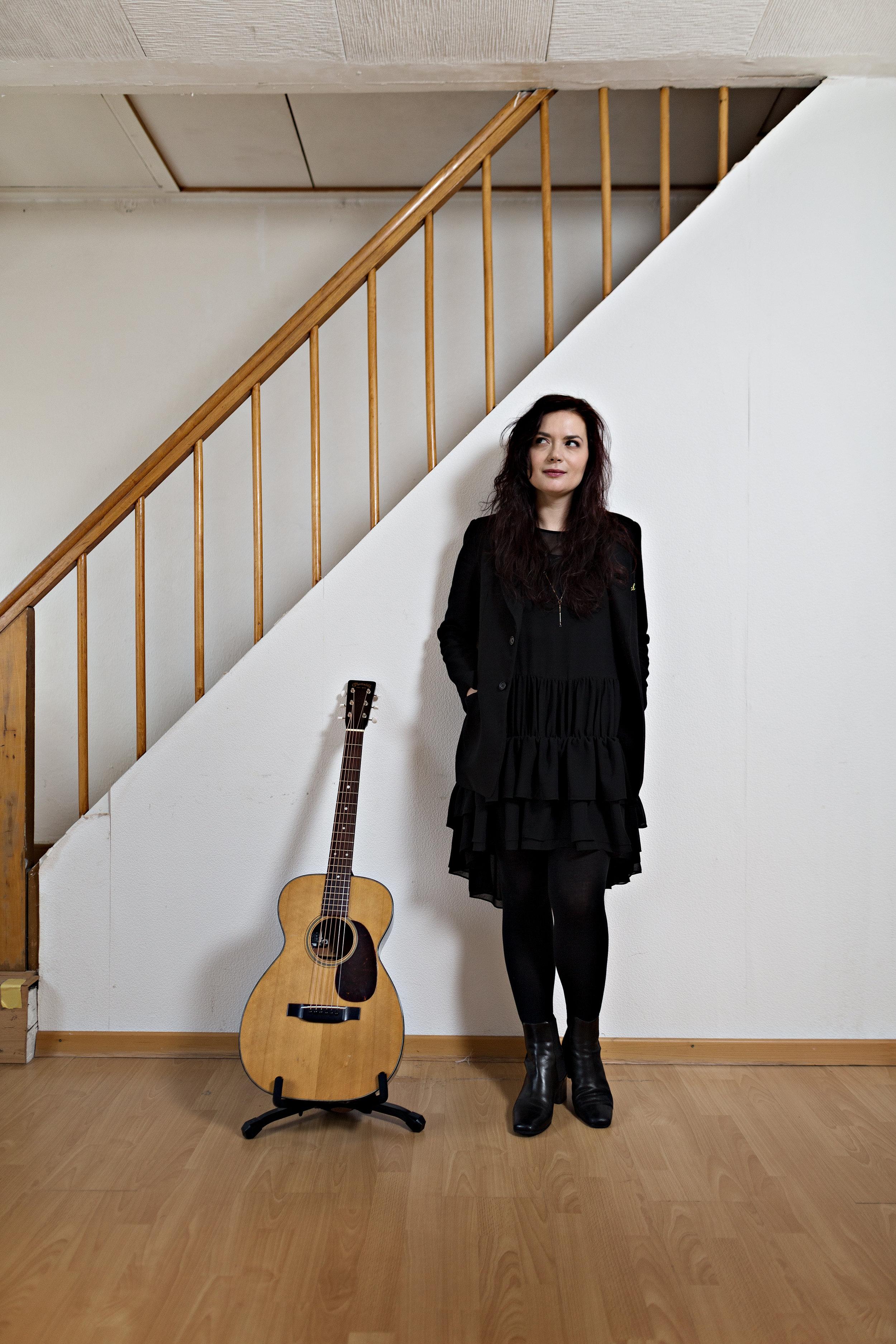 Elina Duni, Sängerin - FEMINA - 2017