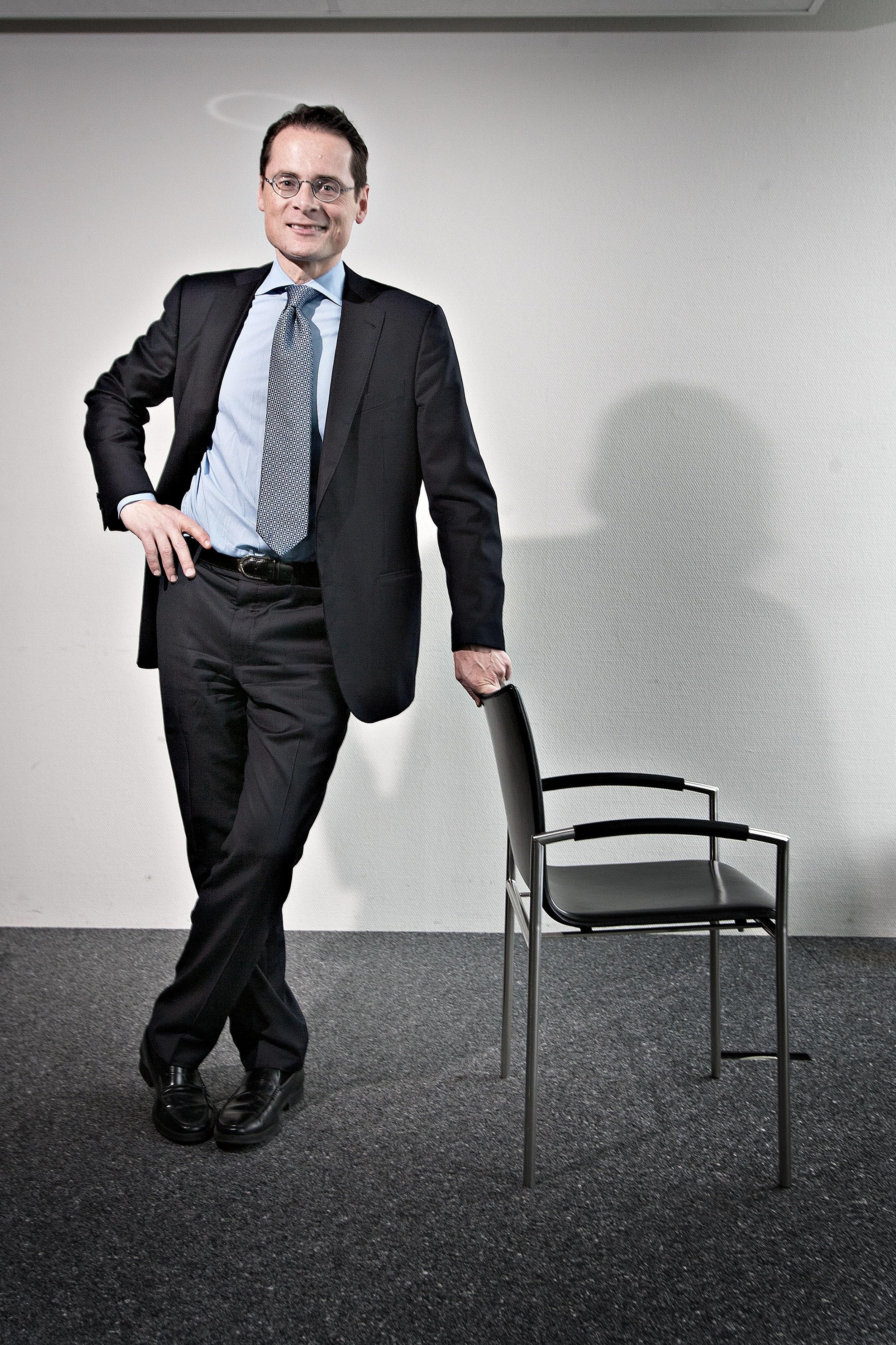 Roger Köppel, Verleger/Politiker - 24heures - 2013