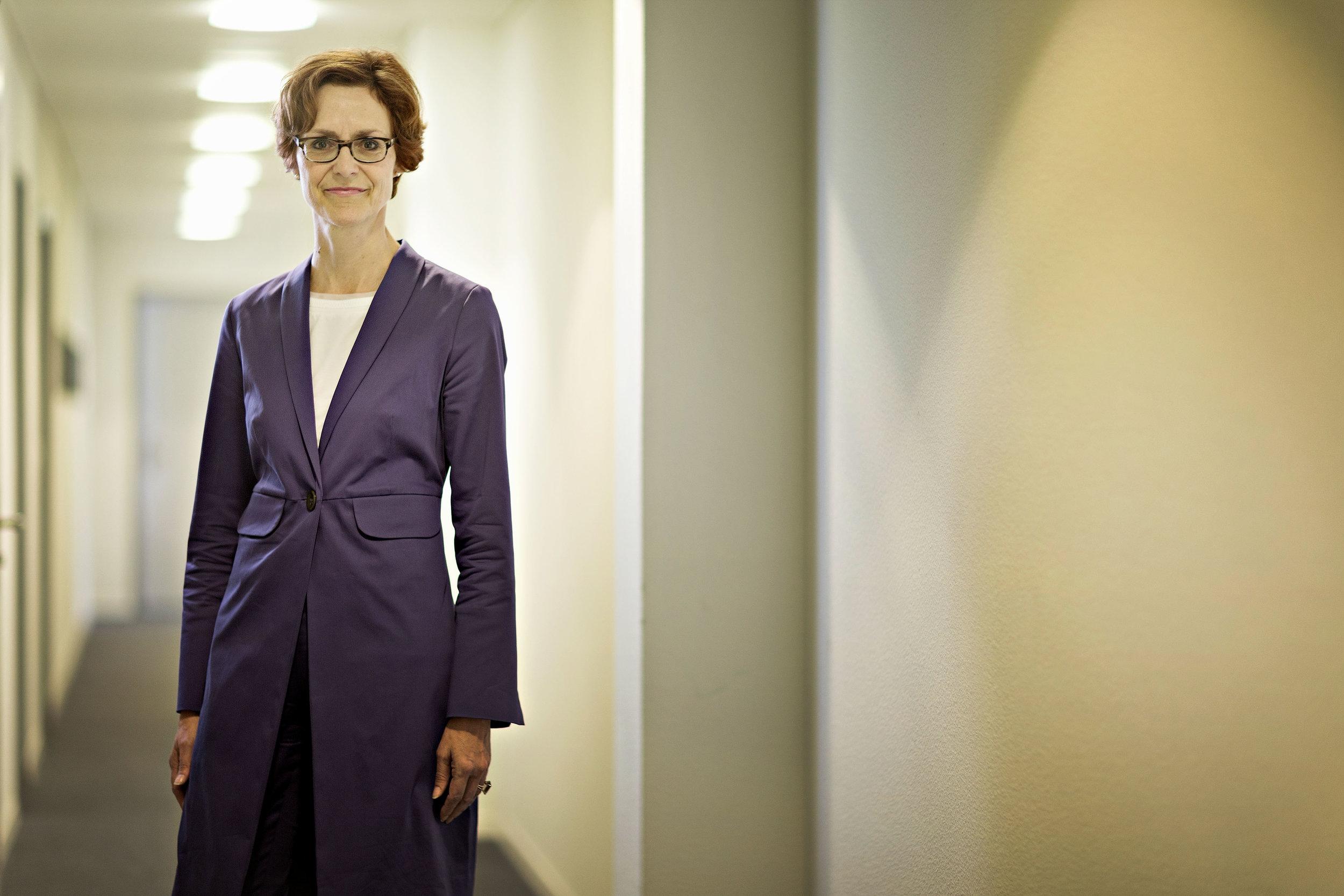 Monika Rühl, Chefin Economiesuisse - NZZ am Sonntag - 2016