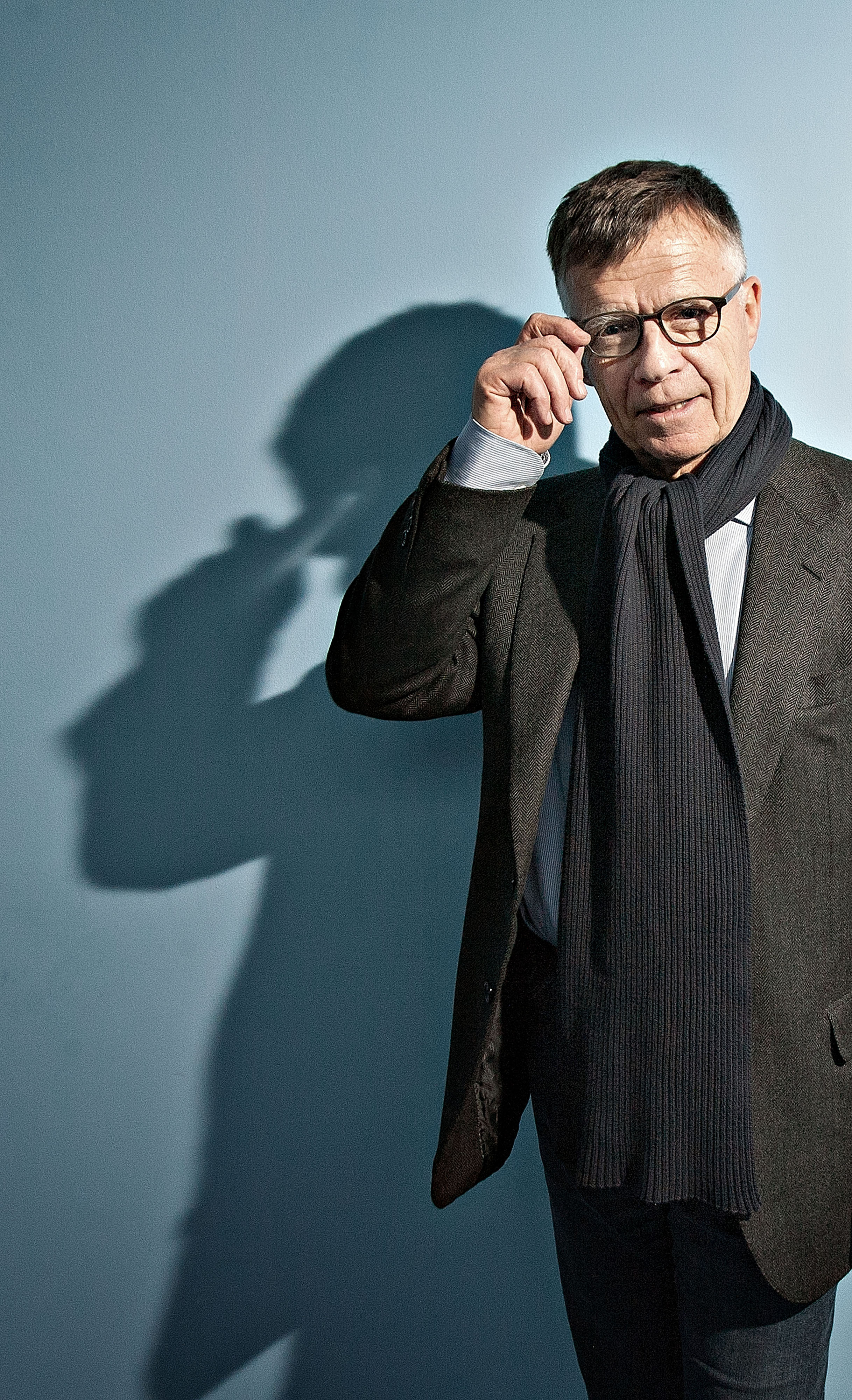 Peter Wanner, Verleger - Le Matin Dimanche - 2014