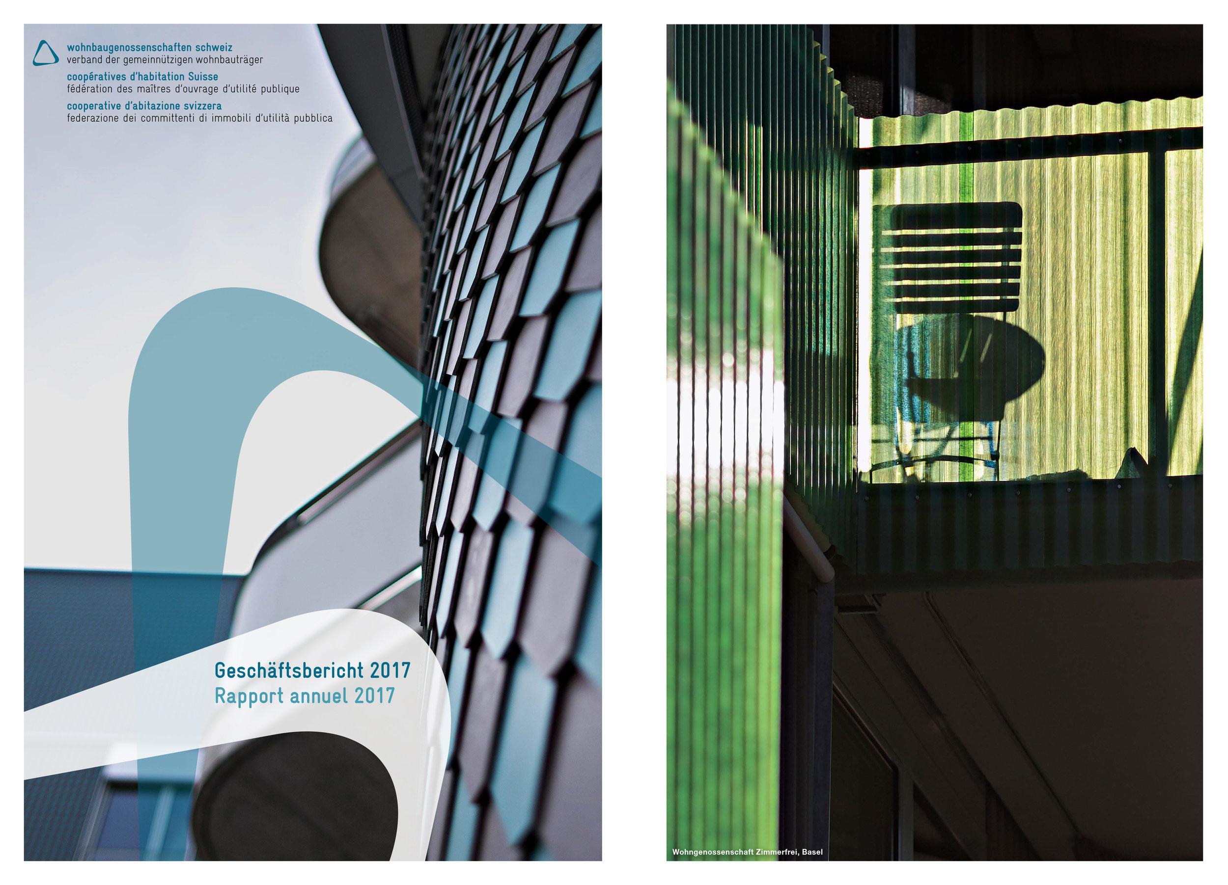WBG Schweiz - Geschäftsberichte 2015/2016/2017