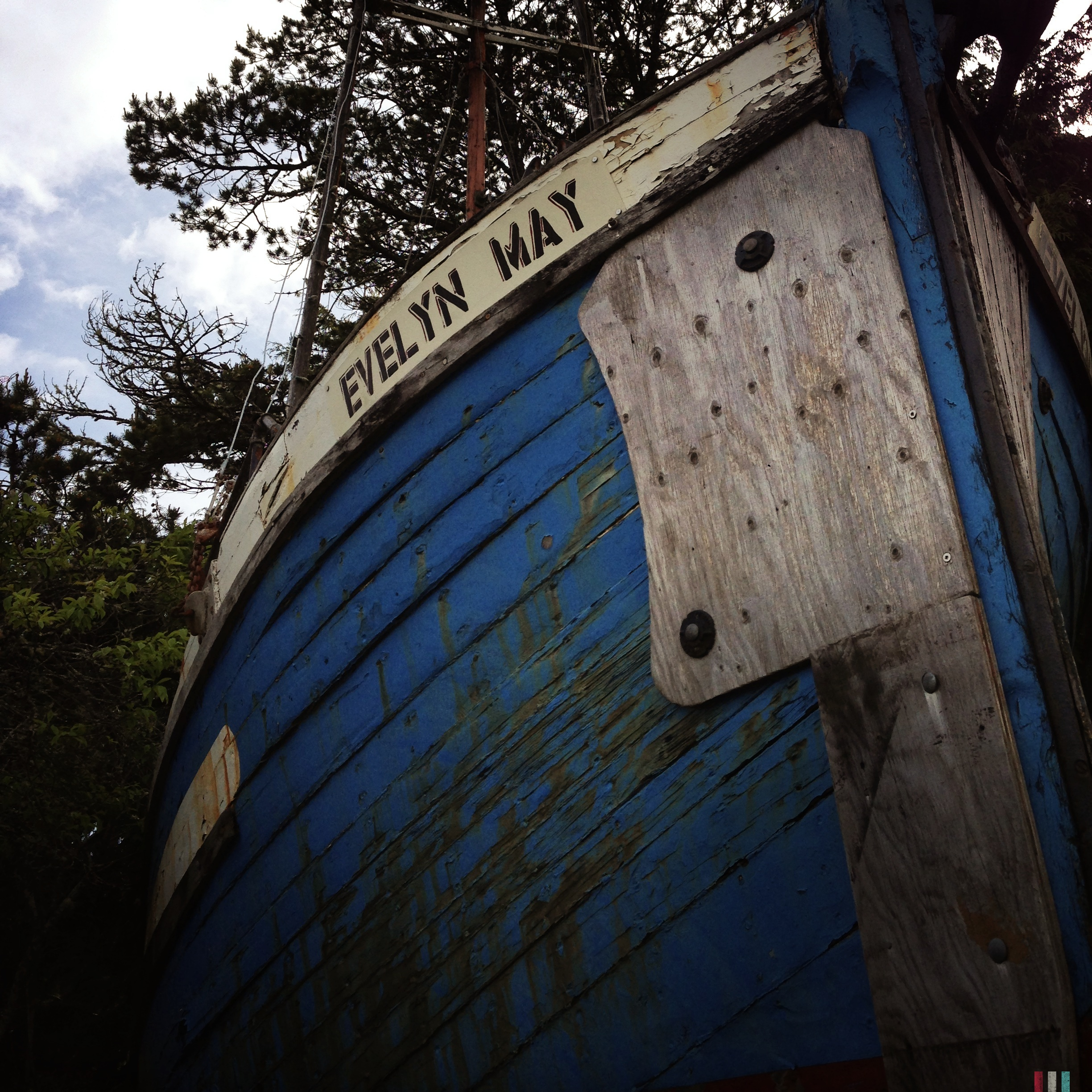 evelyn may, ucluelet