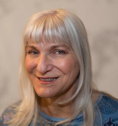 Cynthia Cooper, MFA, MA, OTR/L, CHT