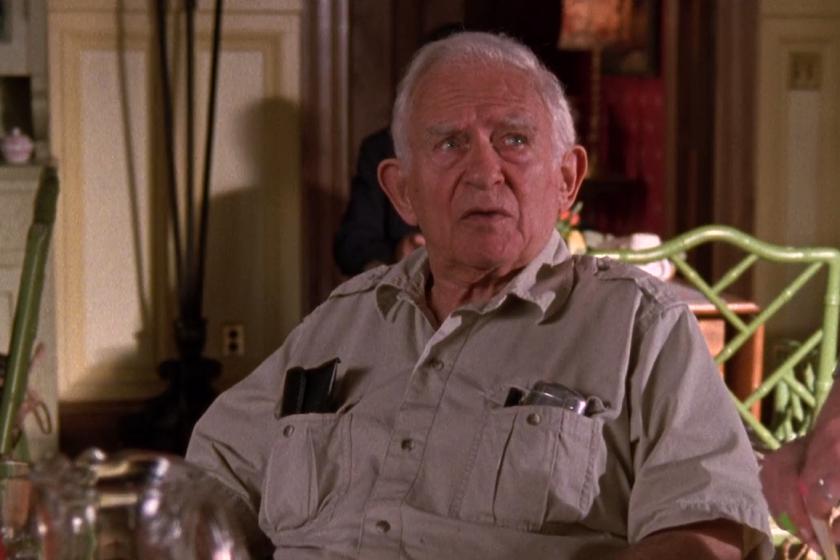 """Norman Mailer, I'm pregnant!"""