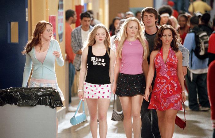 """""""Mean Girls,"""" 2004"""