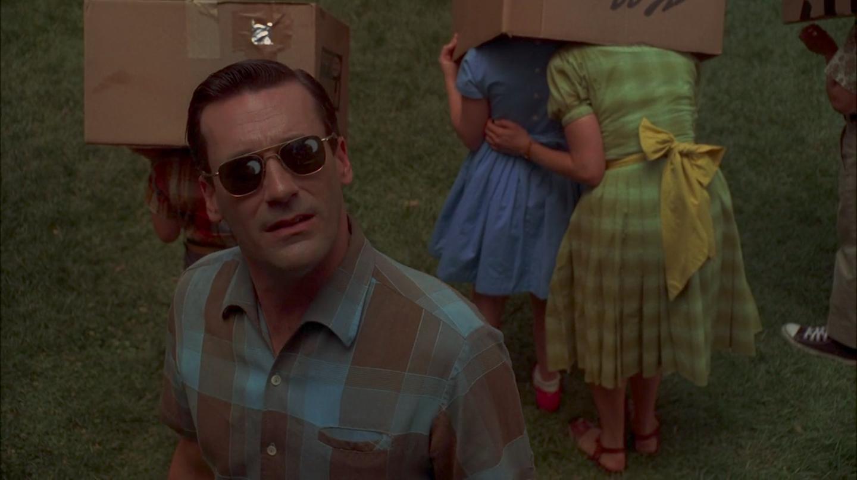 Screenshot courtesy of Netflix/AMC