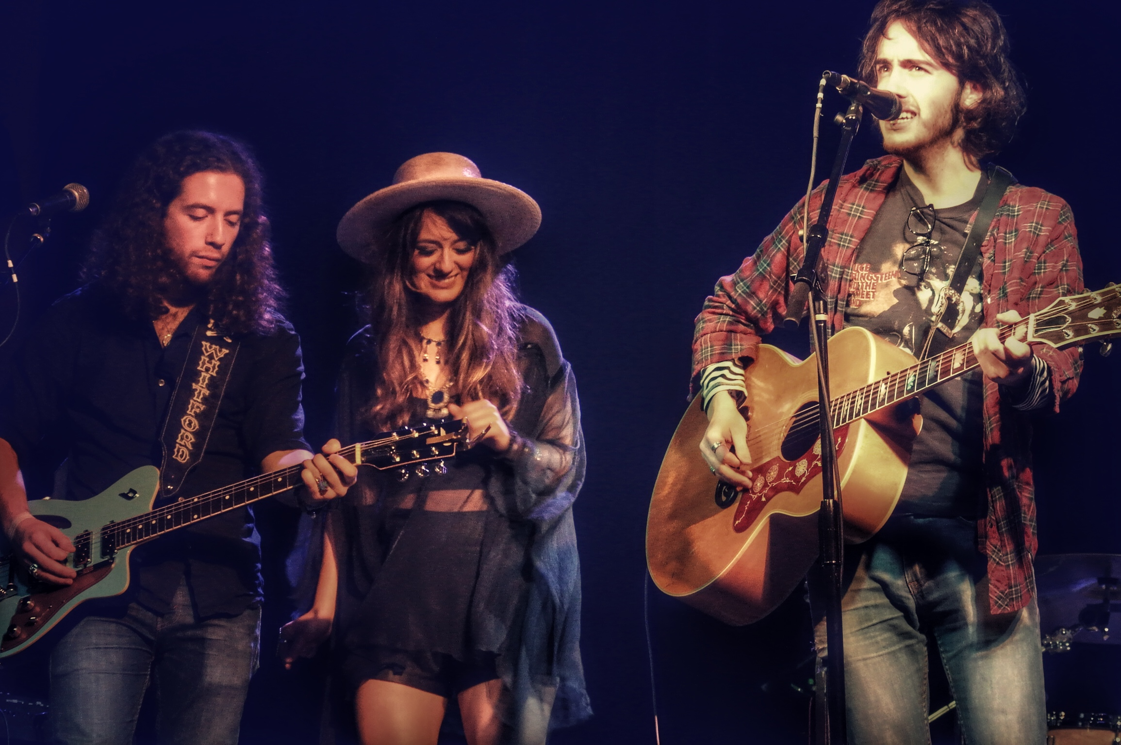 Live at 3rd & lindsley - AB & Friends. Photo by  Chelsea Raynea Garcia