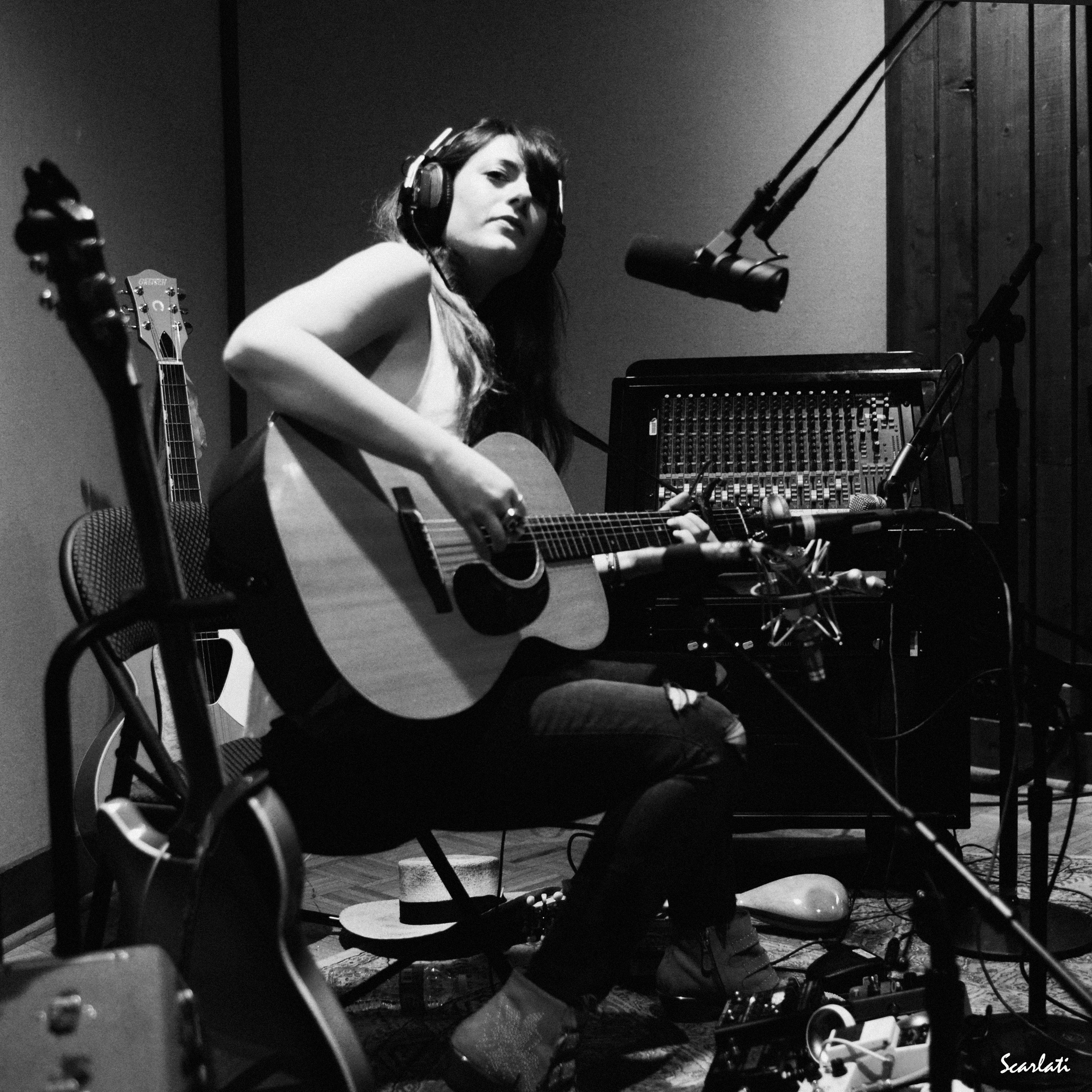 Anthony Scarlati Photography - Recording @ Blackbird Studios