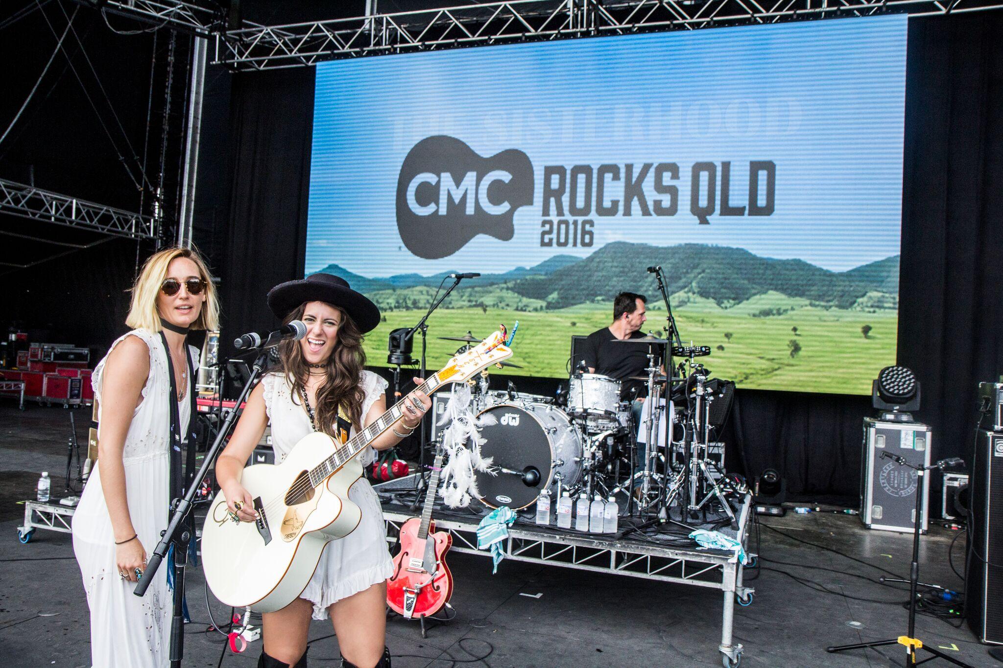 The Sisterhood in Australia at CMC festival.jpg