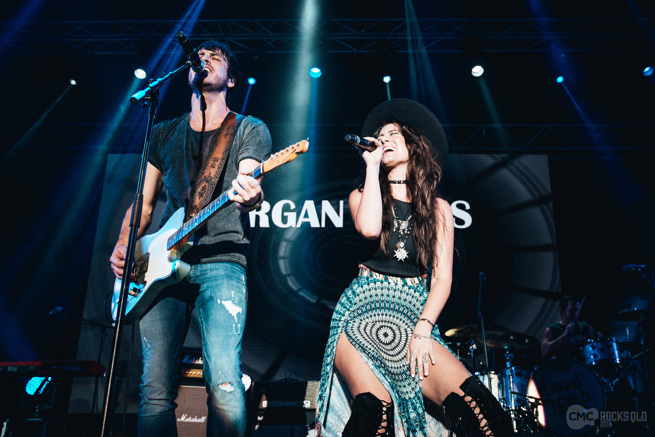 Singing with Morgan Evans in Australia at CMC.jpg