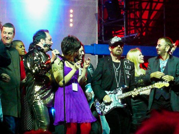 Playing with dave stewart and ringo starr.jpg