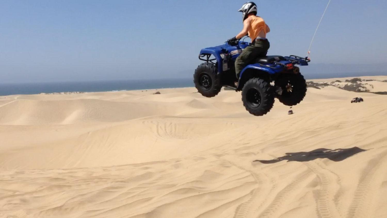 ATVing