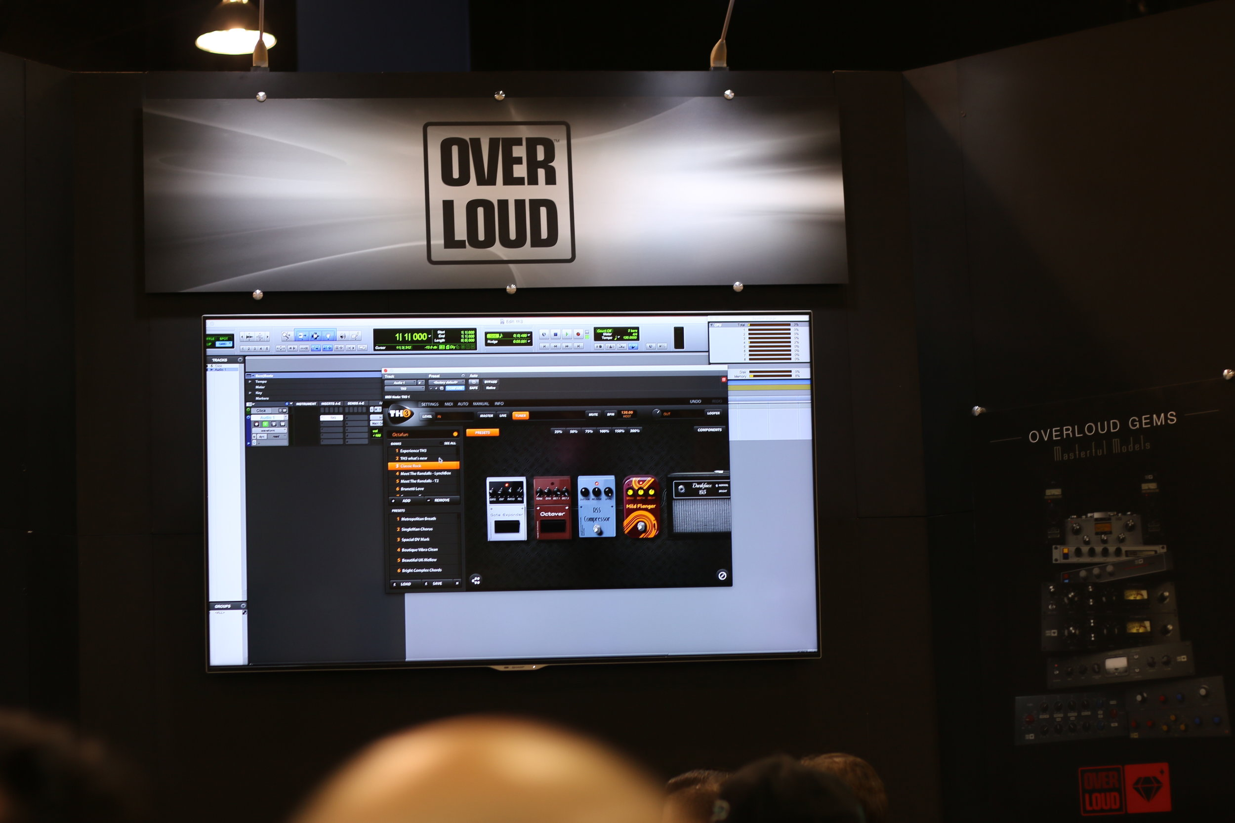 Digital Software NAMM 2018  photo by: Helen Velez