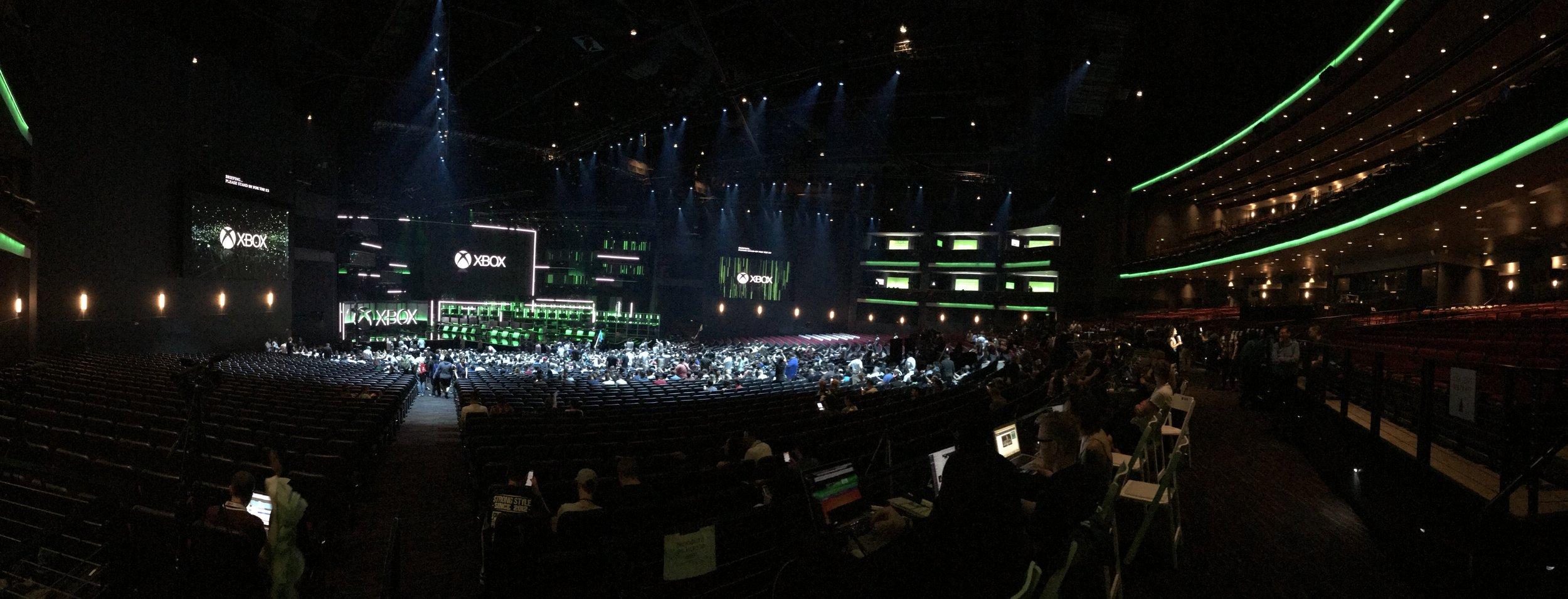XBOX PANORAMA E3 2018