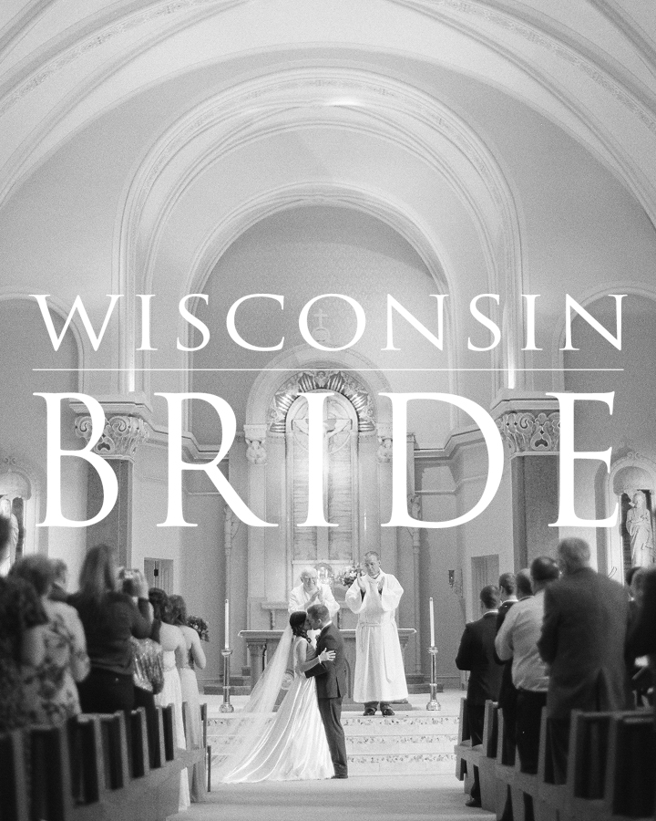 Modern Wedding at The Grand Theater, Wausau, WI
