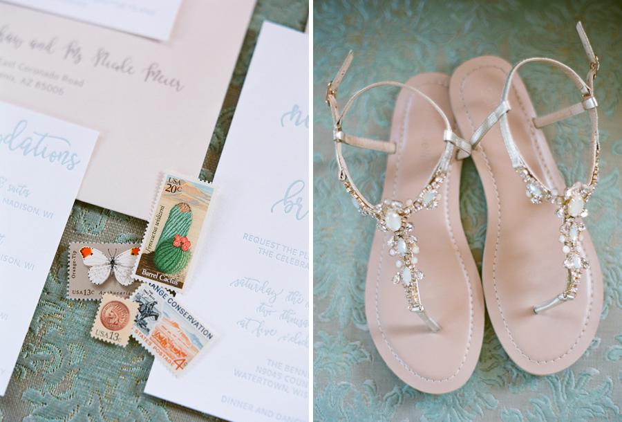 bennet barn wedding getting ready details
