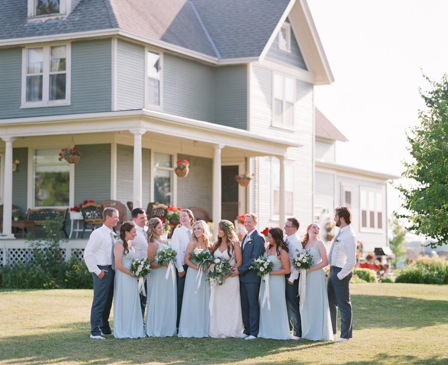 bennet barn wedding bridal portraits