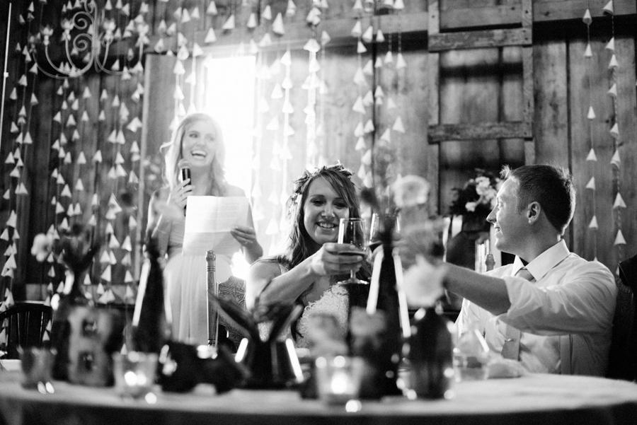 bennet barn wedding reception