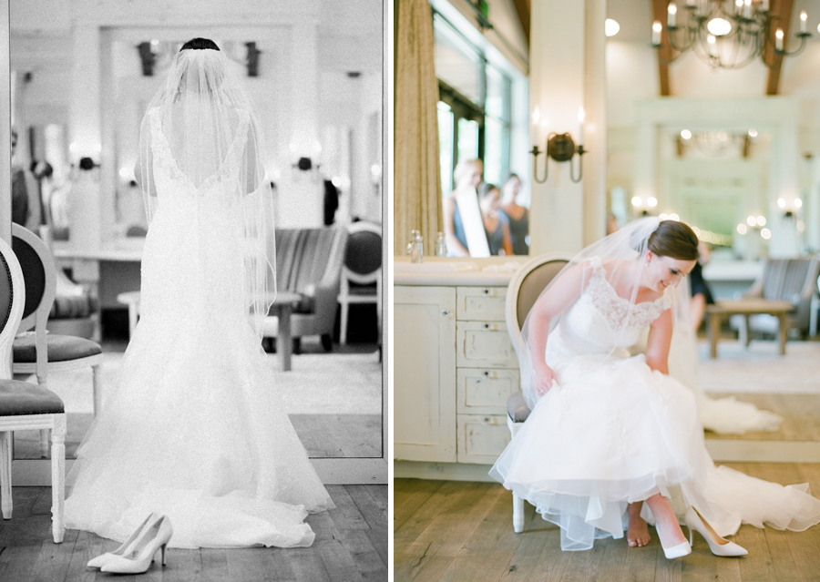 sentry world wedding bride getting ready