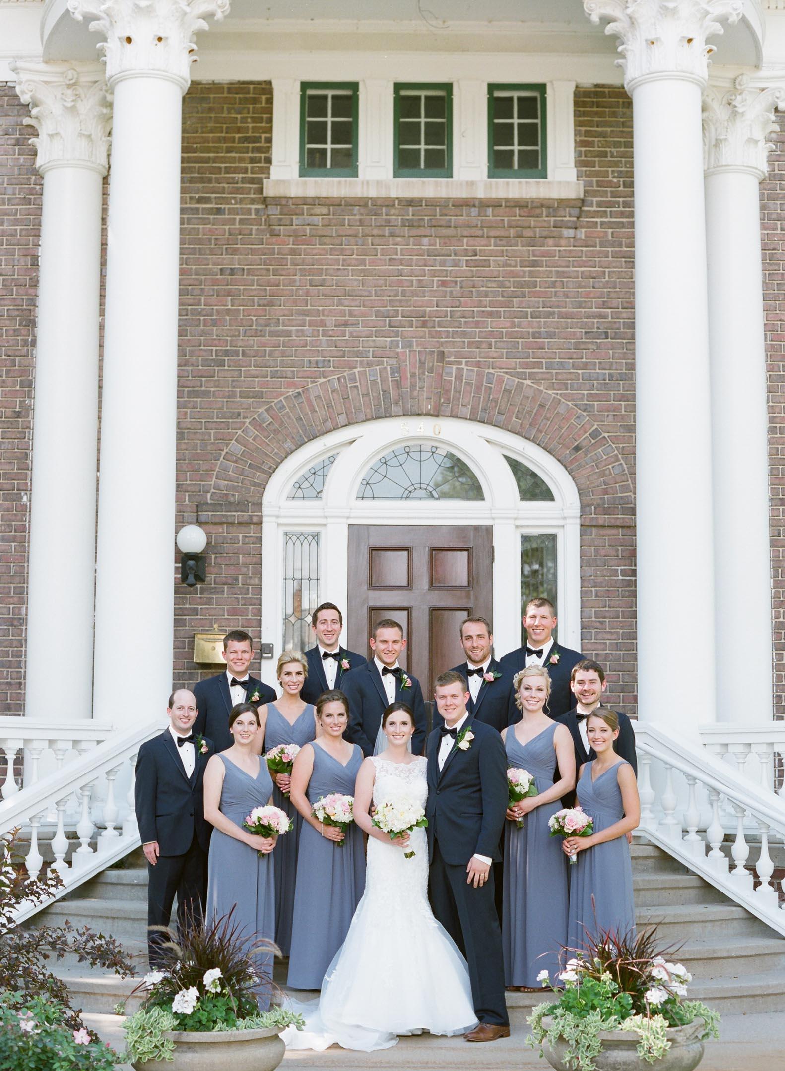 sentry world wedding bridal portraits