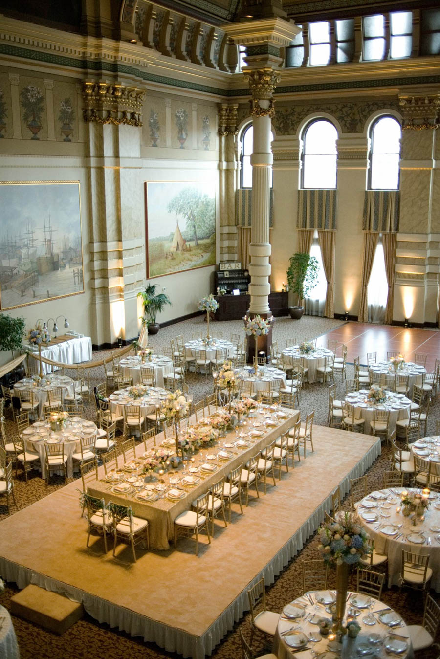 grain exchange milwaukee wedding