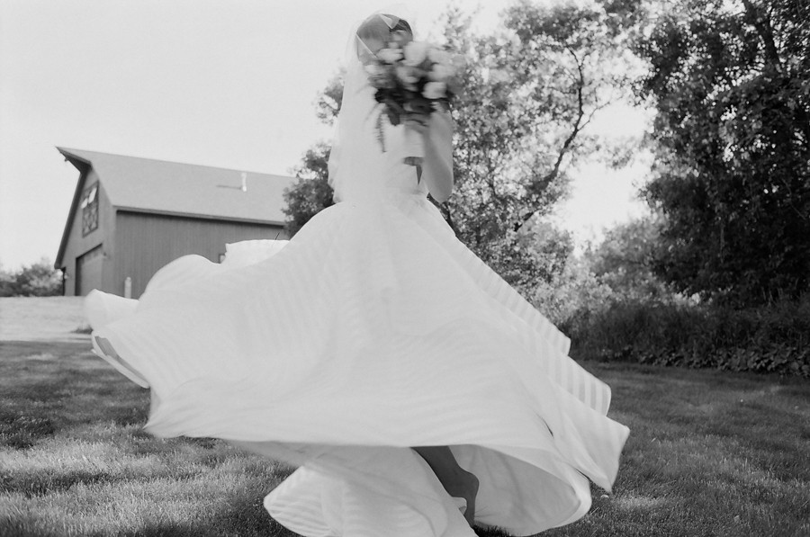 wausau wedding bridal portraits